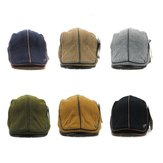 Men's Women's Knitted Woolen Children's Hats Driving Hats Outdoor Leisure Sports Hat Cap