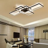 Dimmable Acrylic Modern LED Ceiling Light Lamp Home Living Room Fixture Decor