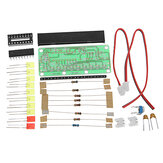 EQKIT® LM3915 Level Indicator Kit DC9V-12V DIY Electronic Production Module Kit