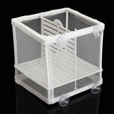 Aquarium Fish Tank Guppy Breeding Breeder Baby/Fry Separation Net Trap Box Hatchery