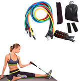 KALOAD 11 Stücke Zugseil Kits Fitness Widerstand Bands Übungen Sport Body Training Yoga
