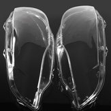 Auto koplamp Shell Lamp Cover Lampenkap Plastic Clear Lens paar voor BMW E70 2008-2012