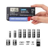 ANENG AN-168 LCD Дисплей Мини-тестер электричества для лития 1,2-4,8 В Батарея Проверка анализатора заряда Батарея Проверка Батарея