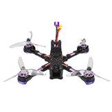 Eachine Wizard X220 V2 5 pouces 4S FPV Racing Drone PNP FOXEER Arrow Micro Pro Cam F405 DJI DUAL BEC V1 Flight Controller 30A Blheli_S Brushless ESC 2207 2550KV Motor