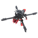 iFlight Taurus X8 400mm Wheelbase 8 Inch Cinelifter Frame Kit Support DJI Air Unit or Analog for RC Drone FPV Racing