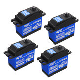 4PCS SPT Servo SPT5425LV 25KG 90° Large Torque Digital Metal Gear Servo For 1:8 1:10 RC Robot Car Boat