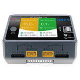 HOTA D6 DC 2X325W 2X15A Battery Charger With Wireless Charging for NiZn/Nicd/NiMH battery