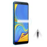 EnkayHydrogelTPUPelindungLayarUntuk Samsung GalaxyA72018 3D Melengkung Tepi Layar Film Penutup Penuh