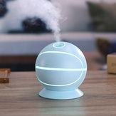 USB Аккумуляторная Ручной счетчик воды Мини-паровой увлажнитель