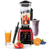 Biolomix Digital Touchscreen Programmer automatiquement 3HP Blender Mixer Juicer Robot culinaire Ice Green Smoothie