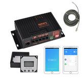 MPPT5012A-DUO-BTMPPT12A12VKontrolerładowania słonecznego APP Regulator słoneczny do ładowarki do paneli słonecznych