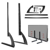 Universal Table Top TV Stand Legs para LED LCD Plasma TV de pantalla plana 26-65 pulgadas