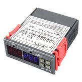 110-220V STC-3018 رقمي درجة الحرارة ترموستات تحكم مع إعداد وظيفة القيمة عرض C / F التحويل