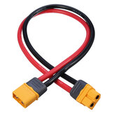 Amass 20cm/30cm 12AWG XT60H-F Male to Female Plug Wire Cable Adapter