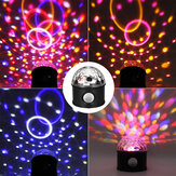 LED-podiumlamp Magische effectlamp USB-podiumlicht Disco Ball Light Party Lamp Colorful voor KTV Feestartikelen