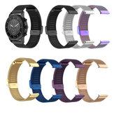 Bakeey Universal 22mm Mesh Steel Uhr Band für Amazfit Huawei Fossil Garmin Ticwatch Xiaomi Color Smart Watch Nicht original