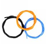 1.75mm 1M PTFE Teflon Feed Tube with Black/Blue/Orange For Nozzle Extruder 3D Pritner Part