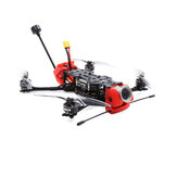 GEPRC Krokodil Baby 4 Inch HD 4S LR Micro Lange afstand Freestyle FPV Racing Drone PNP / BNF CADDX VISTA DJI F4 FC 20A ESC 1404 2750KV Motor Sub 250g
