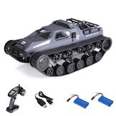 SG 1203 1/12 Drift RC Tank Araba RTR, İki Bataryalar ile LED Işıkları ile 2.4G Yüksek Hızlı Tam Orantılı Kontrol RC Araç Modelleri