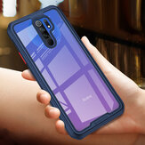 Bakeey for Xiaomi Redmi 9 Case Four-Corner Armor Bumpers Shockproof Transparent Soft Silicone Protective Case