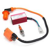 Racing Ignition Coil CDI Coolster 3050 3125 Taotao ATA-110 ATA-125 110cc 125cc