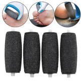 4Pcs Foot File Replacement Refill Roller Heads
