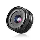 VELEDGE 32mm F1.6 Grande apertura manuale Prime Fixed lente APS-C per fotocamere digitali mirrorless Sony E-Mount NEX 3 NEX 3N NEX 5 NEX 5T NEX 5R NEX 6 7 A5000 A5100 A6000 A6100 A6300 A6500