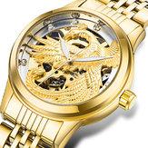 TEVISE 9006 3D Phoenix Display Automatic Mechanical Watch