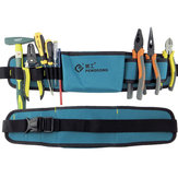 Multifunctionele Tool Bag Elektriciens Waterproof Oxford Tools Kit Zakken Met Taille Belt