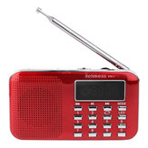 Retekess PR11 Tragbare Digital Tuning FM AM Radio TF Karte USB Disk MP3 Musik Player Taschenlampe