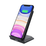 Nillkin 15W Wireless Charger Double Coils Fast Wireless Charging Pad Phone Holder For Qi-enabled Smart Phones For iPhone 11 SE 2020 For Samsung Galaxy S20 For Huawei P40 Pro Mi10