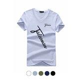 Męska koszulka Szybkoschnąca Oddychająca z krótkim rękawem Wodoodporna Szczupła Wygodna sportowa koszulka fitness