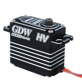 GDW DS830MG HV 35KG Coreless Metal Gear Digital Servo For 3D Flying 90E RC Airplane