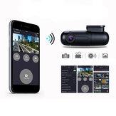 Blueskysea B1W IMX323 HD 1080P Mini WiFi Car DVR Dash Camera Dashboard 360 degree Rotate Capacitor