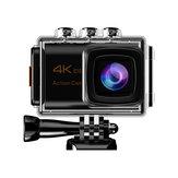 M80 20MP Водонепроницаемы 4K HD 170 градусов широкоугольный Анти Shake Sport Action камера