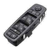 Commutateur de vitre électrique automatique côté conducteur pour Dodge Ram 2009-2012 4602863AD 4602863AB