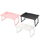 Laptop Desk Bed Desk For Workspace Laptop Portable Foldable Bedroom Desk Laptop Stand Lapdesk Computer Notebook Multi-Function Table Breakfast Tray Serving Table