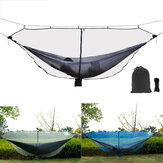 Outdoor Double Hammock Mosquito Insect Bed Net Nylon Mesh Gauze Protection