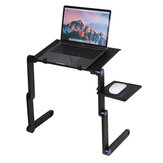 Foldable Multi-Fuction Laptop Desk Notebook Computer Home Desk Bed Tray Table Stand For MacBook Laptop Below 17 Inches