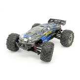 Xinlehong 9136 1/16 2.4G 4WD 32cm Spirit Rc Mobil 36km / h Bigfoot Off-road Truk RTR Mainan