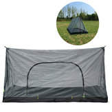 Anti Mosquito Mesh Tent Portable Ultralight 1-2 Person Outdoor Camping Tents Beach Mesh Tents