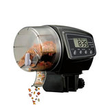 Digital LCD Automatic Fish Food Feeder Auto Timer Feeder Pet Aquarium Tank Pond