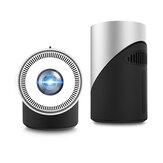 Thundeal S2111 Mini DLP Projektör WIFI Android IOS Kablosuz Telefon Aynı Ekran 2800 Lümen Dahili Batarya 3D Outdoor Film Ev Sineması için Ayarlanabilir