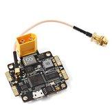 HGLRC F4 V5PRO Flight Controller 5.8G 40CH 0/25/200/600mW Switchable VTX w/ 5V BEC OSD PDB RC Drone
