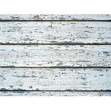 150x90cm 5X3FT Retro Podłoga z drewna Vinyl Studio Fotografia Rekwizyty Tło