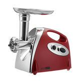 2800W Electric Meat Grinder Mincer Food Sausage Maker Machine Stainless Steel
