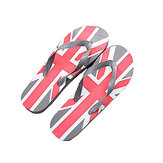 S-427449  Men's And Women's Sandals Flip-flops British Style Comfortable Casual Non-slip Wear-resistant