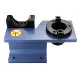 アルミニウムCAT40ユニバーサルH / V CNCツールホルダー締め付け固定具