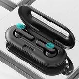 Bakeey XG49 TWS Auriculares bluetooth 5.0 Auriculares inalámbricos HIFI Auriculares deportivos estéreo Impermeable Auriculares con Micrófono