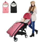 Universal Windproof Baby Stroller Foot Protective Muff Infant Pushchair Pram Water-resistant Winter Keep Warm Foot Cover